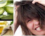 Remedii naturale impotriva unui scalp iritat
