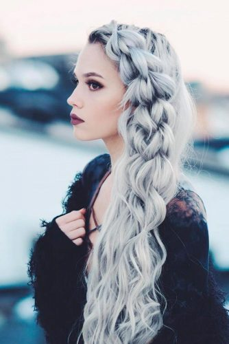 Par gri blond
