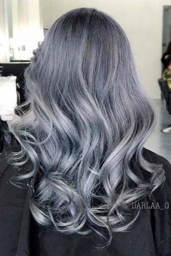 Par gri violet