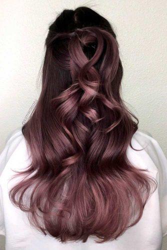 Par saten violet